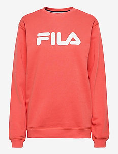 UNISEX CLASSIC PURE crew sweat - Överdelar - spiced coral