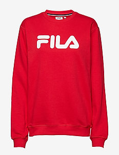 UNISEX CLASSIC PURE crew sweat - TRUE RED