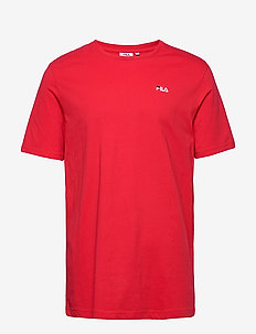 MEN UNWIND tee - t-shirts - true red