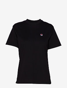 WOMEN Nova Cropped Tee SS - BLACK