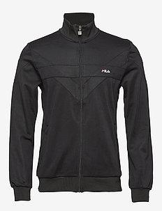 Men Sages Track Jacket - BLACK