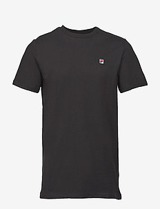 MEN SEAMUS tee ss - t-shirts - black