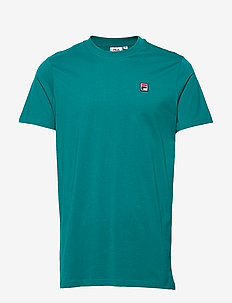 MEN SEAMUS tee ss - t-shirts - everglade