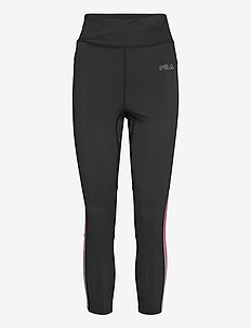 WOMEN ESHE 7/8 tight - juoksu- & treenitrikoot - black-colour gradient