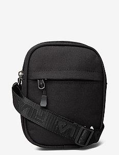 NEW PUSHER BAG BERLIN - laukut - black