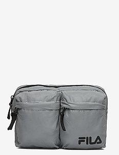 WAIST BAG reflective - nerki - silver reflective