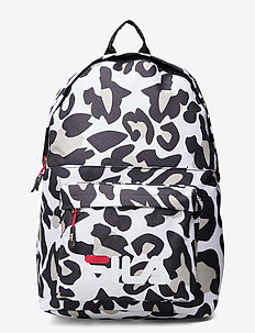 NEW BACKPACK S´COOL TWO LEO AOP - sacs a dos - bold leo allover