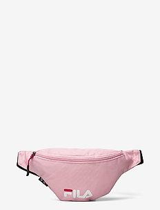 WAIST BAG SLIM (small logo) - bæltetasker - coral blush