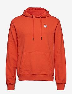 VICTOR hoodie sweat - FIESTA