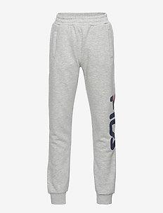 KIDS CLASSIC logo pants - IGHT GREY MELANGE BROS