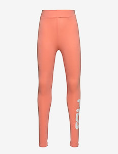 KIDS FLEX leggings - LOBSTER BISQUE