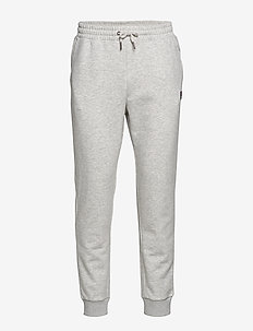 MEN KUDDUSI pants - LIGHT GREY MELANGE BROS