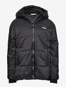 KIDS TOBIN padded jacket - LACK