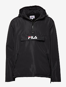 MEN MICHIROU anorak - BLACK