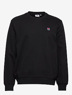 MEN HECTOR crew sweat - BLACK