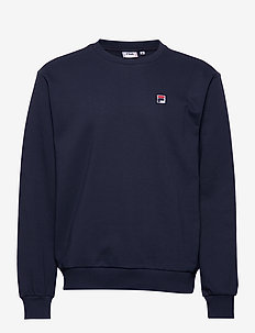MEN HECTOR crew sweat - BLACK IRIS