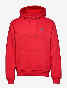 MEN VICTOR hoody - TRUE RED