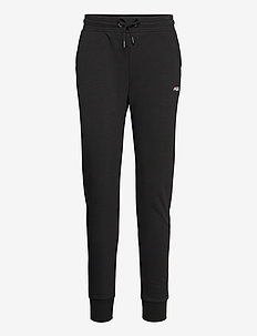 WOMEN EIDER sweat pants - spodnie dresowe - black