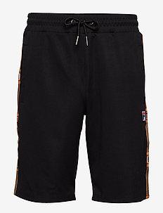 MEN HALL  shorts - casual shorts - black