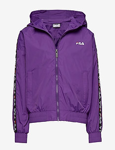 KIDS TAPA windbreaker - TILLANDSIA PURPLE