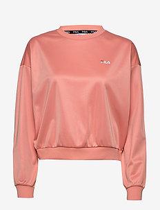 WOMEN TALLIS sweat shirt - sweatshirts - lobster bisque