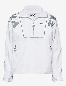 WOMEN MAB anorak - anoraker - bright white