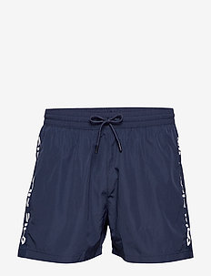 MEN SHO swim shorts - BLACK IRIS