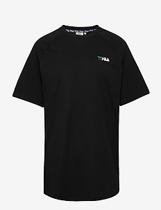 MEN OLSON tee - t-shirts - black