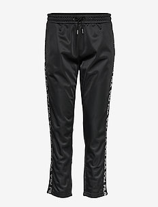 WOMEN PADMA cropped pants - 002-BLACK