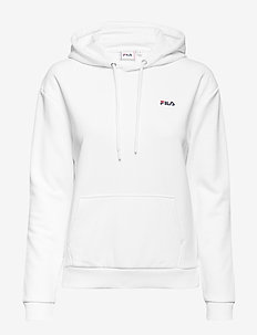 WOMEN EBBA hoody - bluzy z kapturem - bright white