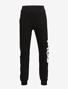 KIDS CLASSIC logo pants - BLACK