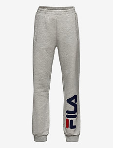 PATRIZIA logo jogger - sportsunderdele - light grey melange bros