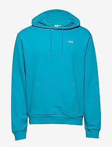 MEN EDISON hoody - basic sweatshirts - barrier reef