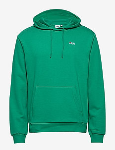 MEN EDISON hoody - basic sweatshirts - shady glade