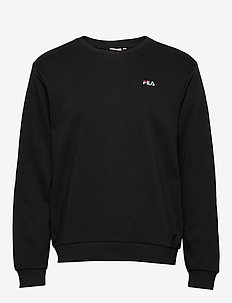 MEN EFIM crew sweat - basic sweatshirts - black