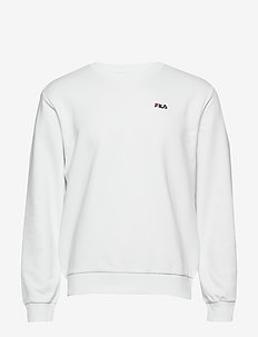 MEN EFIM crew sweat - basic sweatshirts - bright white