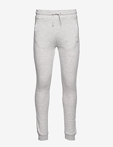 MEN EDAN sweat pants - LIGHT GREY MELANGE BROS