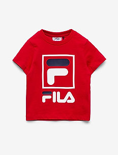 KIDS TOAM graphic tee - kortärmade - true red