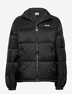 WOMEN SUSI puff jacket - dun- & vadderade jackor - black