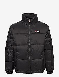 TEENS STORM puff jacket - daunen- und steppjacken - black