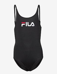 TEENS GIRLS CAROL swim suit - swimsuits - black