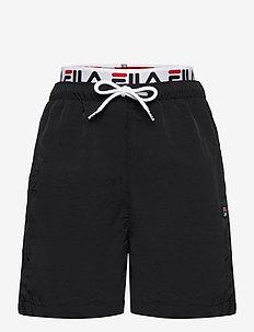 TEENS BOYS RENE swim shorts - swimshorts - black