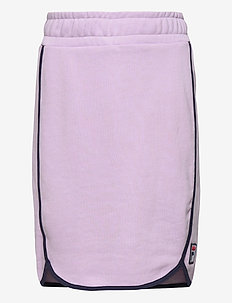 TEENS GIRLS FRANCIS sweat skirt - rokjes - pastel lilac