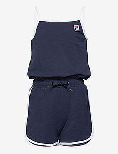 TEENS GIRLS AVA jumpsuit - jumpsuits - black iris