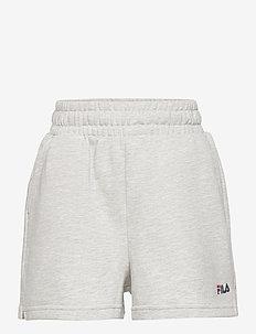 TEENS GIRLS LUANA shorts - shorts - light grey melange bros