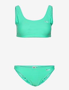 WOMEN SOFIA bikini / tango panty - bikini-sett - biscay green