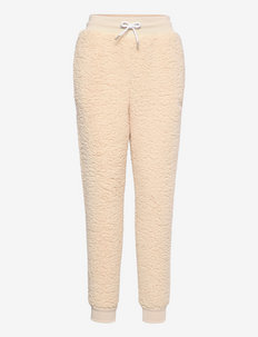 YULE sherpa pants - collegehousut - brazillian sand