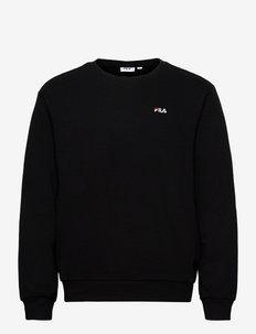 EDSEL crew sweat - kläder - black