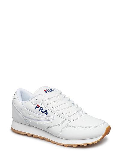 FILA Orbit Jogger Low Wmn Niedrige Sneaker Weiß FILA