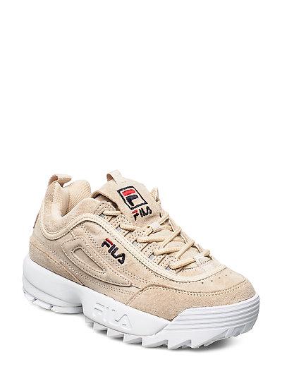 FILA Disruptor S Low Wmn Niedrige Sneaker Beige FILA